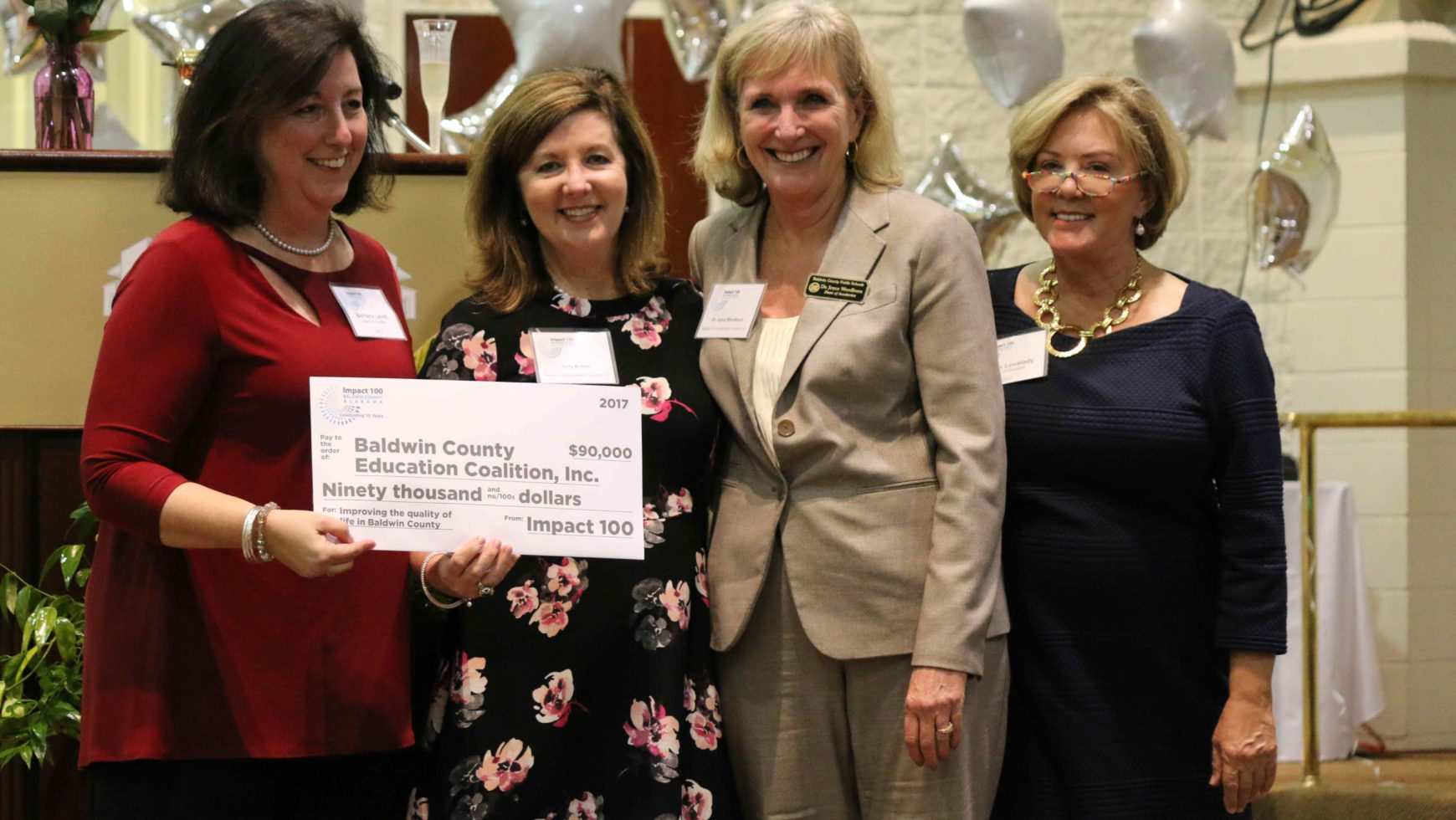 Coalition receives $90,000 grant